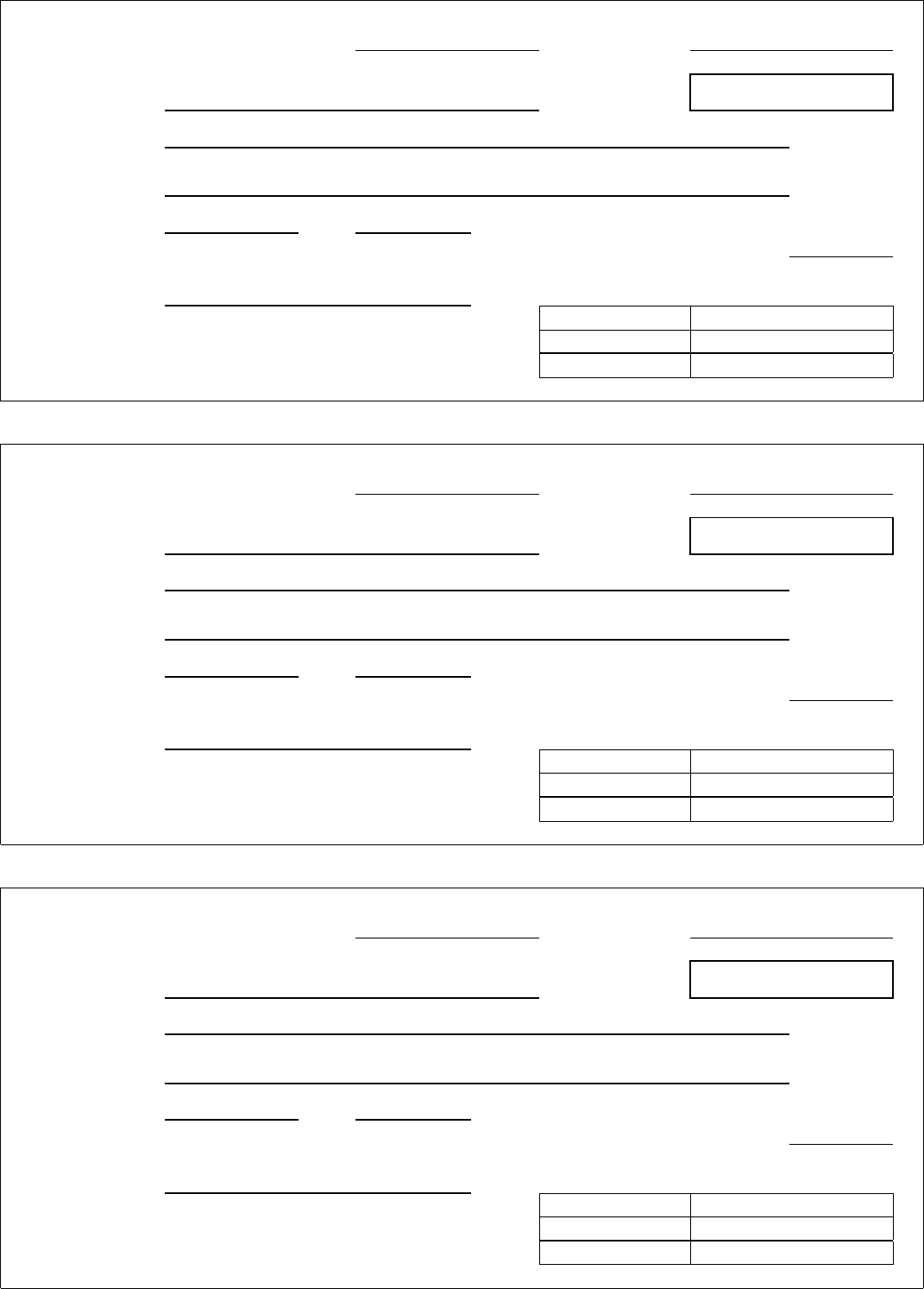 Blank Receipt Template New For Business  Cash Receipt Template Pdf