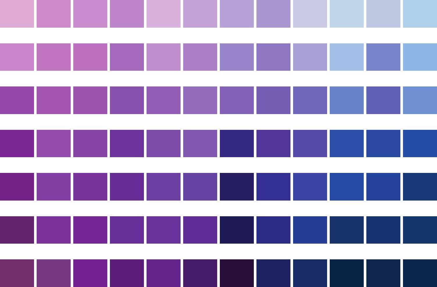 Pantone color chart edit fill sign online handypdf nvjuhfo Image collections