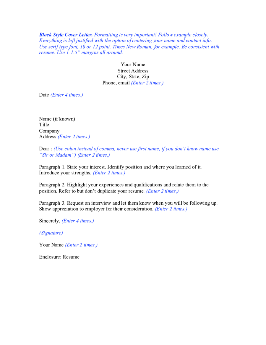 How to type a cover letter letter writing format kannada copy block style cover letter edit fill sign online handypdf spiritdancerdesigns Image collections