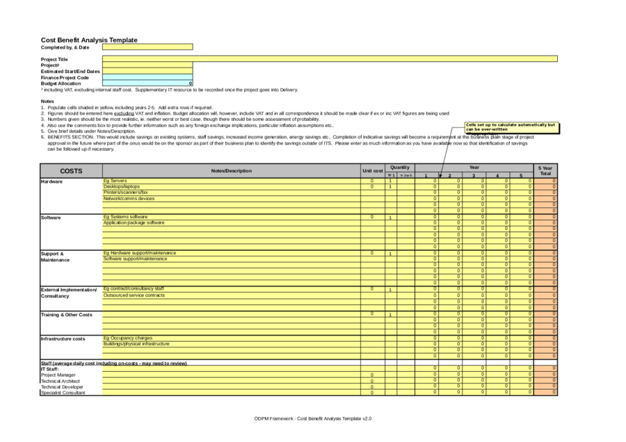 Project budget template edit fill sign online handypdf for Project cost summary template