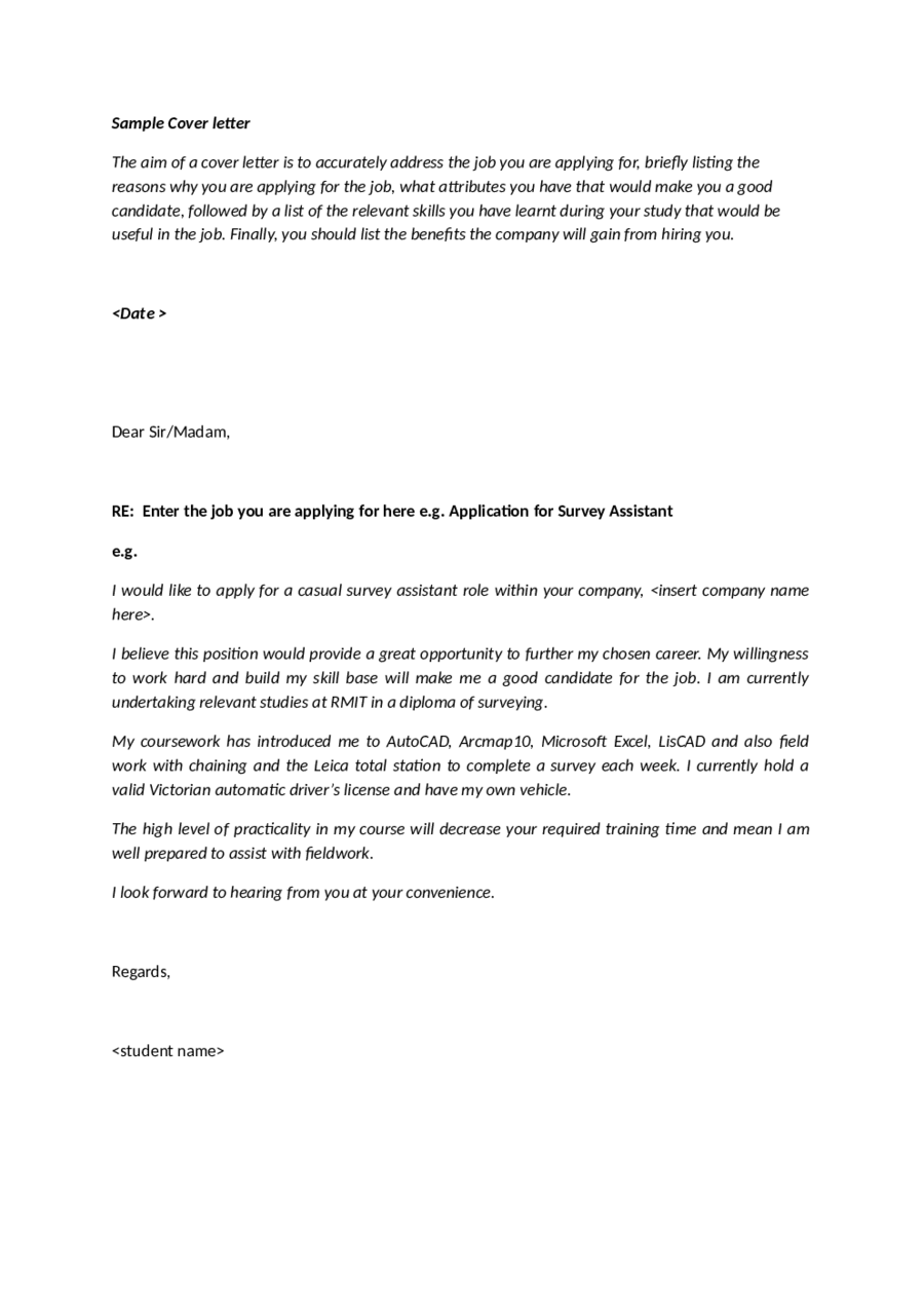 letter to customer template
