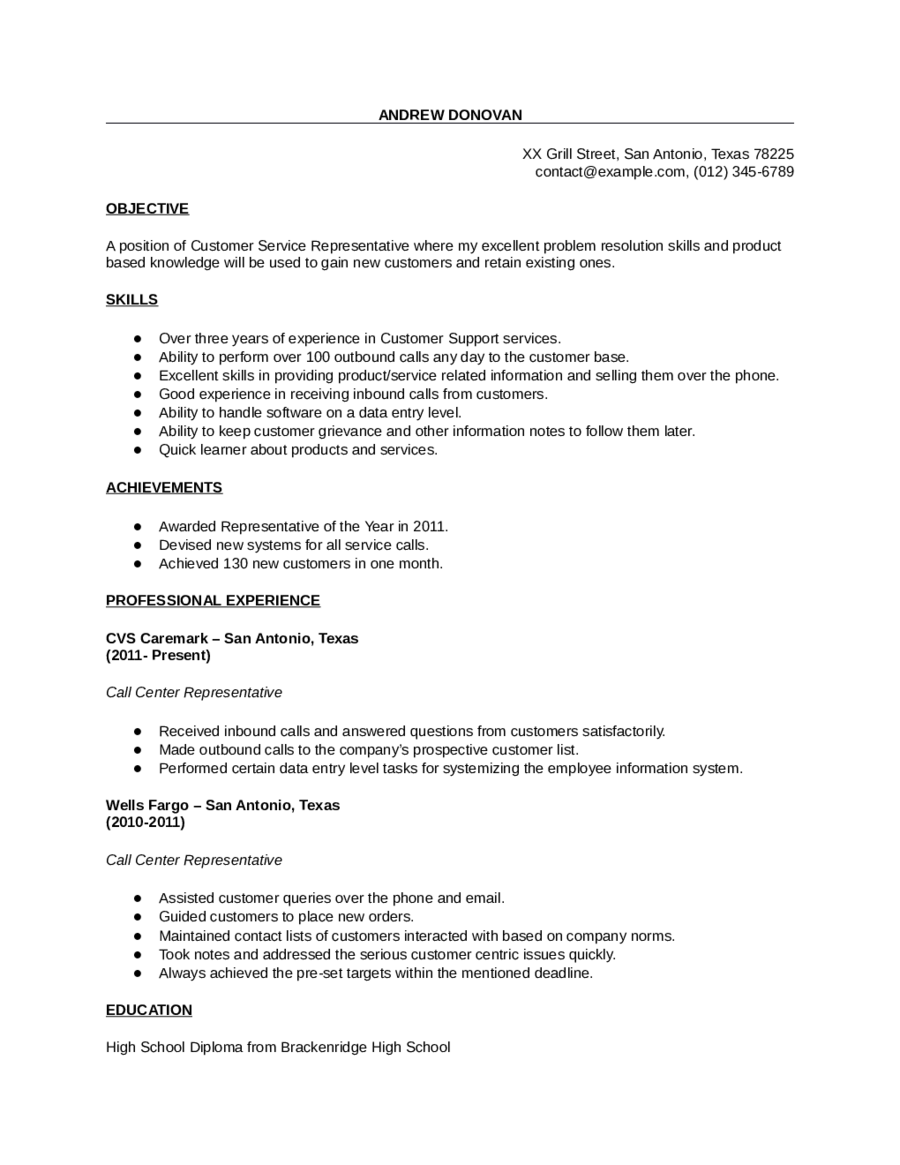 2020 Resume Template Fillable Printable Pdf Forms Handypdf