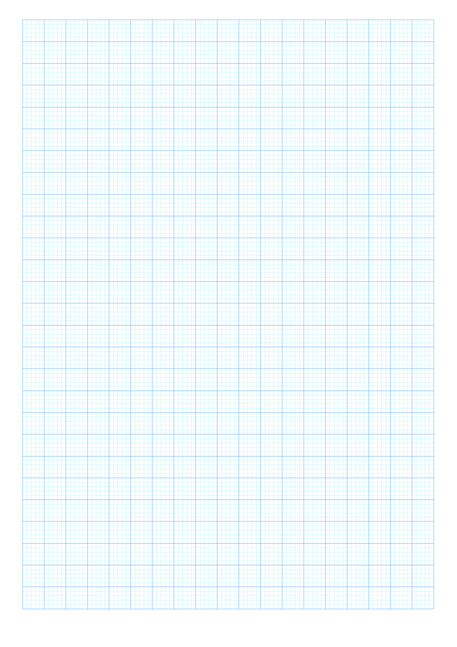 2018 Printable Graph Paper Fillable Printable PDF Forms Handypdf