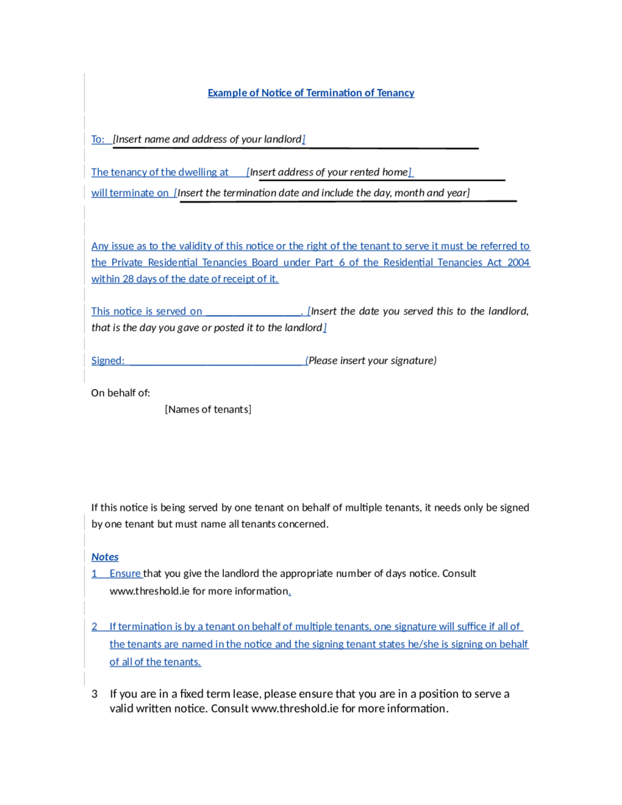 2017 lease termination form fillable printable pdf forms sample lease termination letter madrichimfo Images