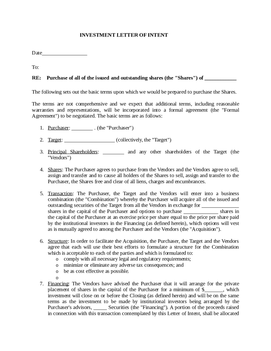 Letter To Shareholders Template from handypdf.com