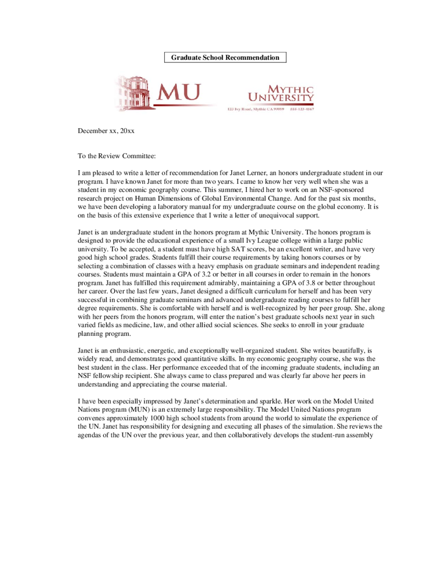 example letter of recommendation 2019 letter of recommendation sample fillable printable 21552 | letter of recommendation sample 0462888