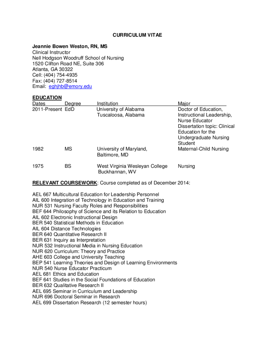 nursing resume sample 02 edit fill sign online handypdf