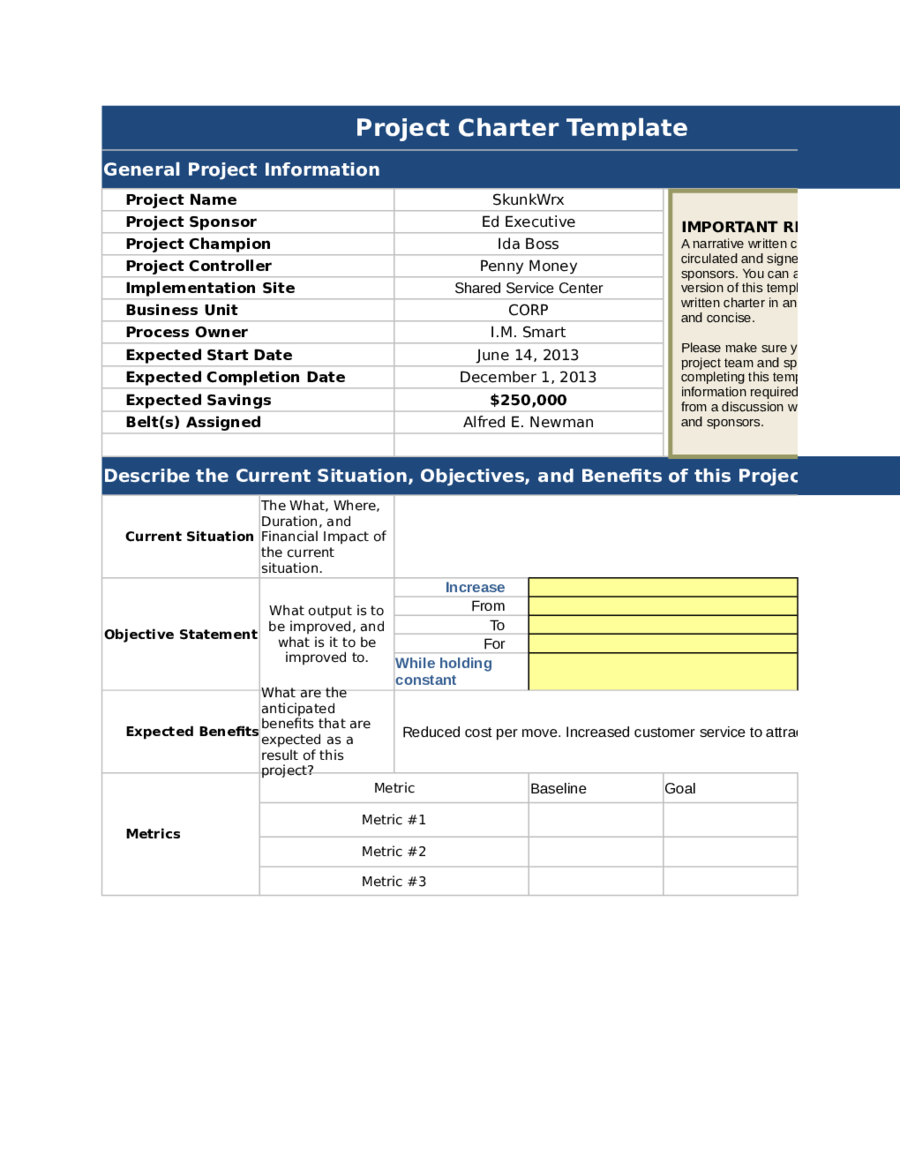 Customer service metrics template for Customer care charter template