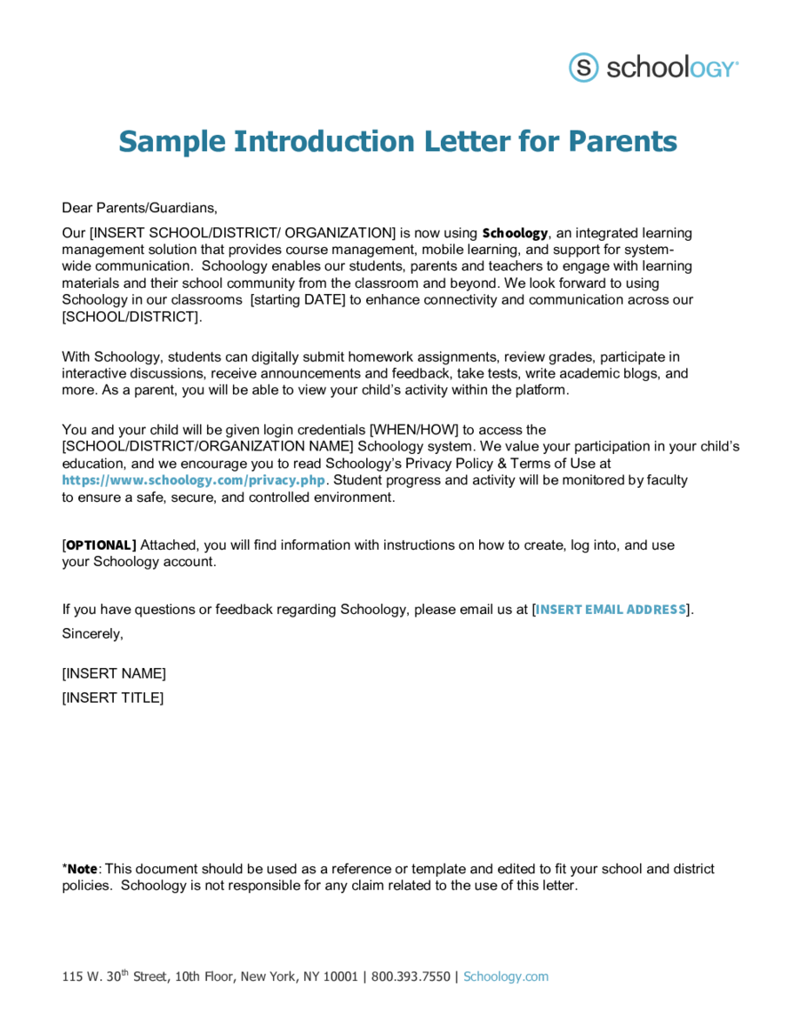 Introduction Letter For New Business Template Edit Fill  Sample